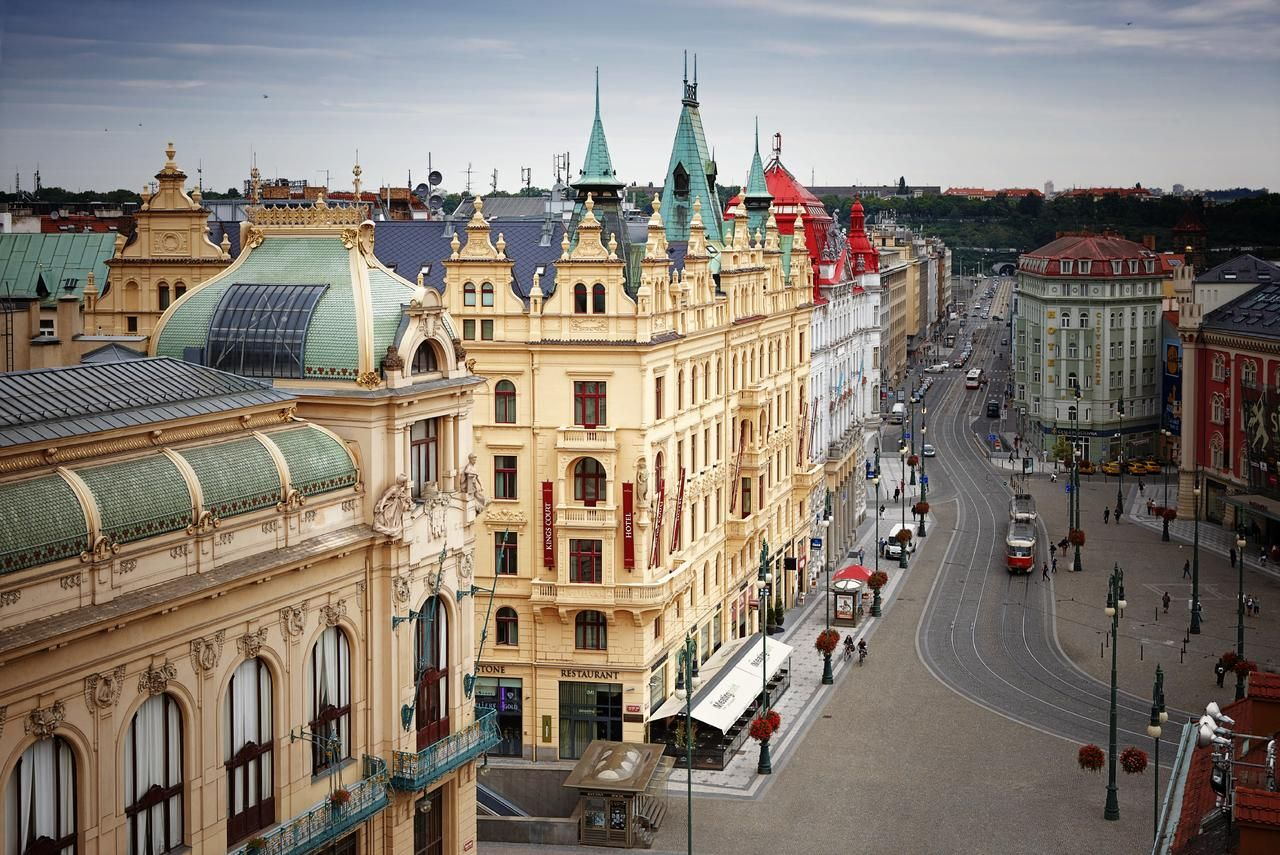 Hotel Kings Court Prague Updated 2019 Prices Prague Hotels
