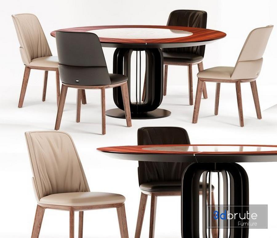 Cattelan Italia Belinda Chair Chair Table And Chairs Cattelan Italia