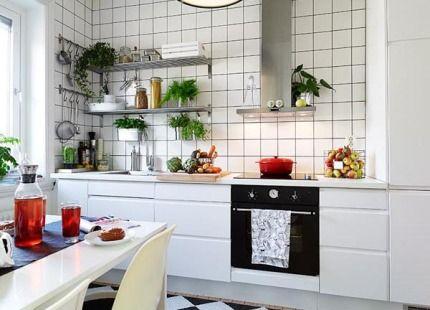 Desain Dapur Mungil Dan Cantik Kitchen Ideas Pinterest Kitchen