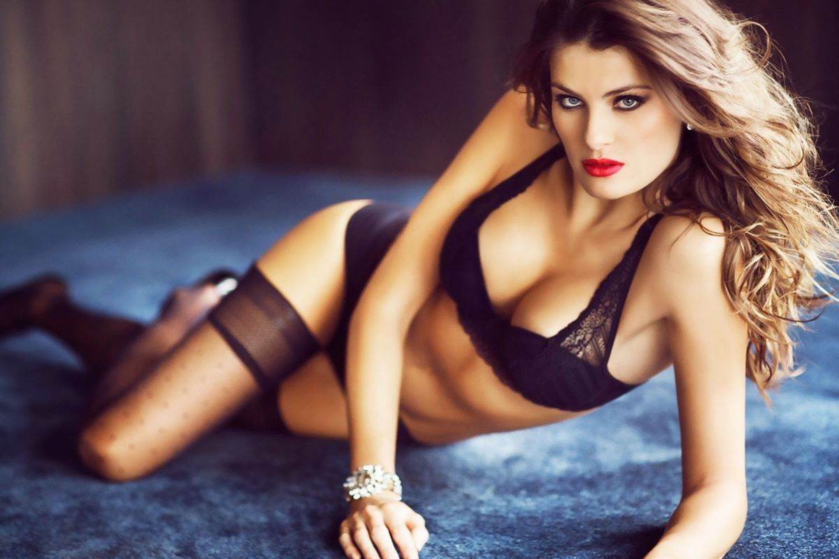 Would like Model isabeli fontana hot almost