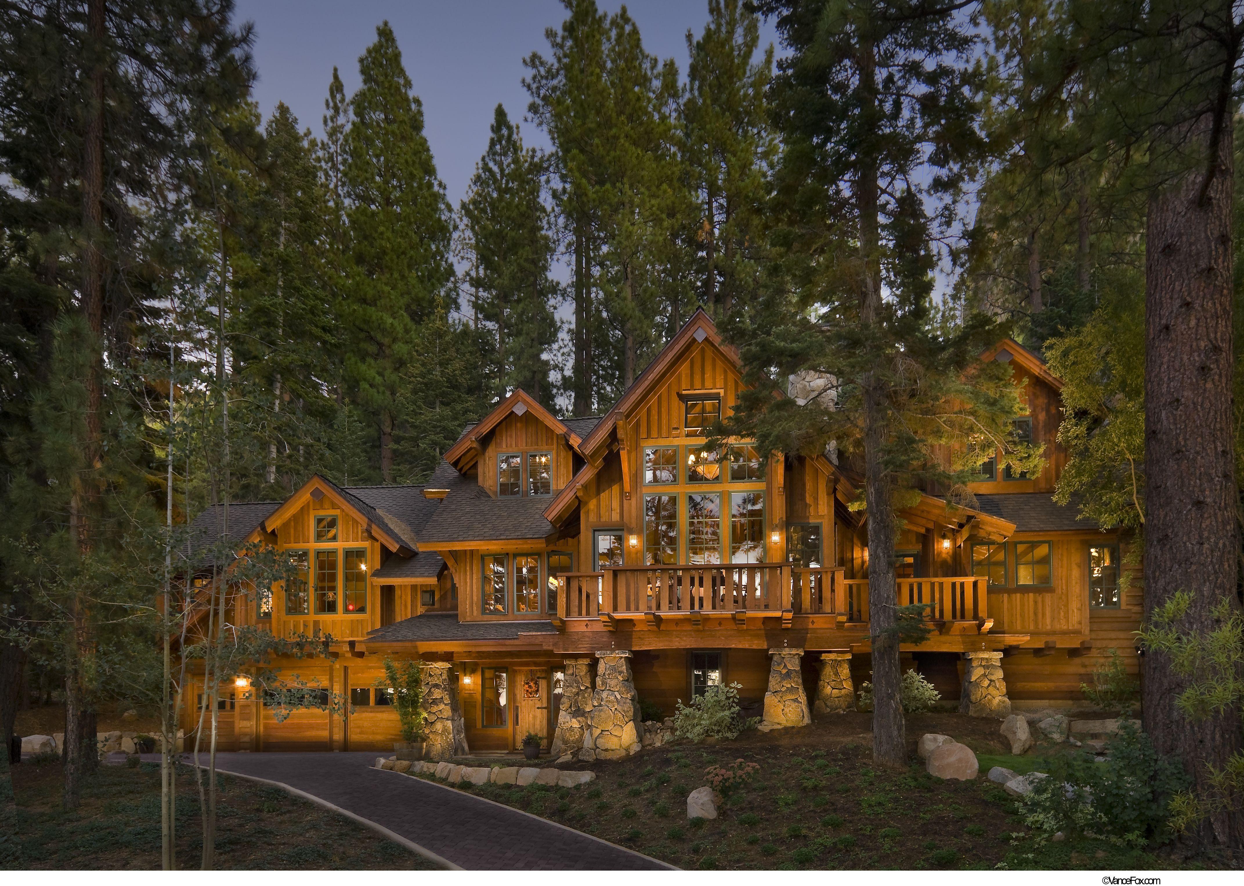 Knockout Modern Mountain Home Interior Design And Minecraft Modern