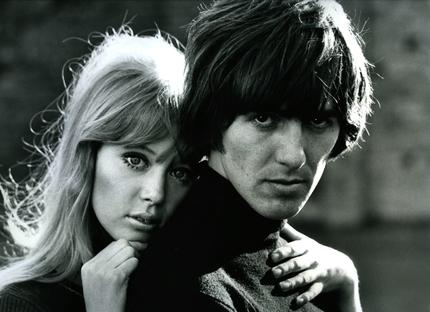 Love Pattie Boyd.... George isn't so bad eaither <3