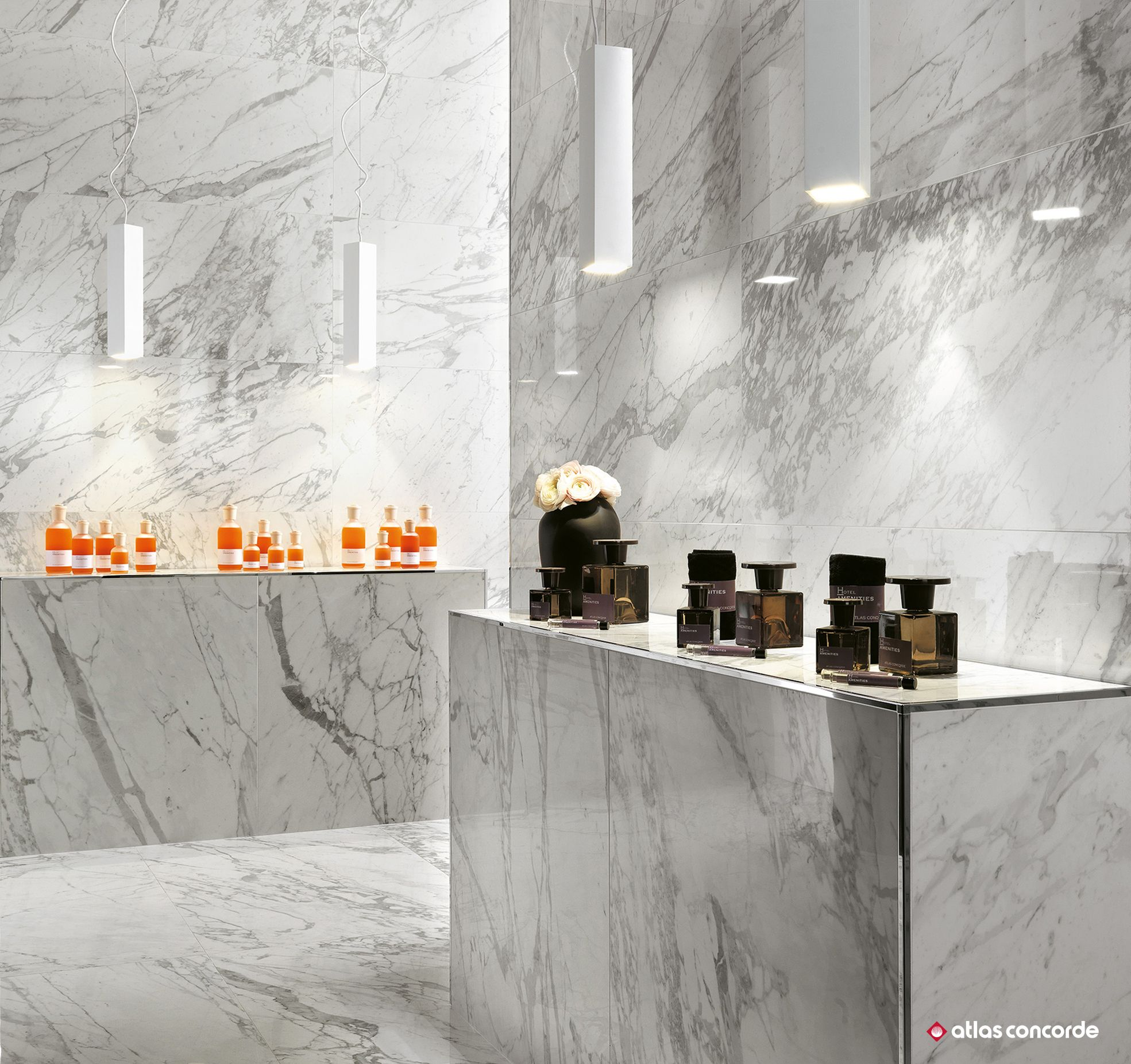 Marble Look Floors And Walls By Atlas Concorde