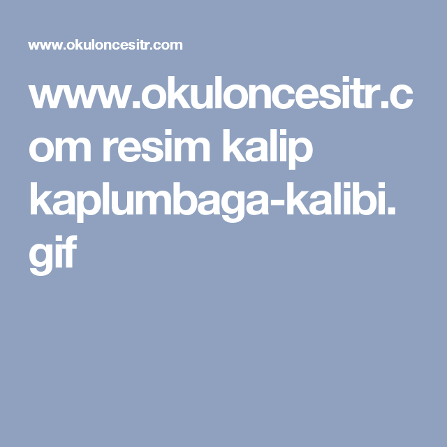 www.okuloncesitr.com resim kalip kaplumbaga-kalibi.gif