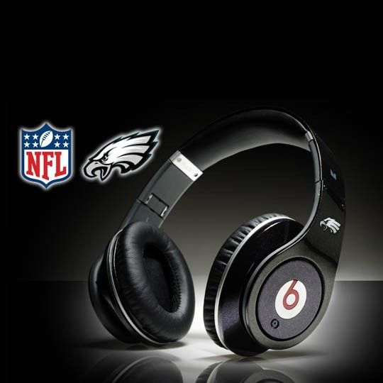 Monster Beats by Dre Studio Philadelphia Eagles Headphones  bebb76b43