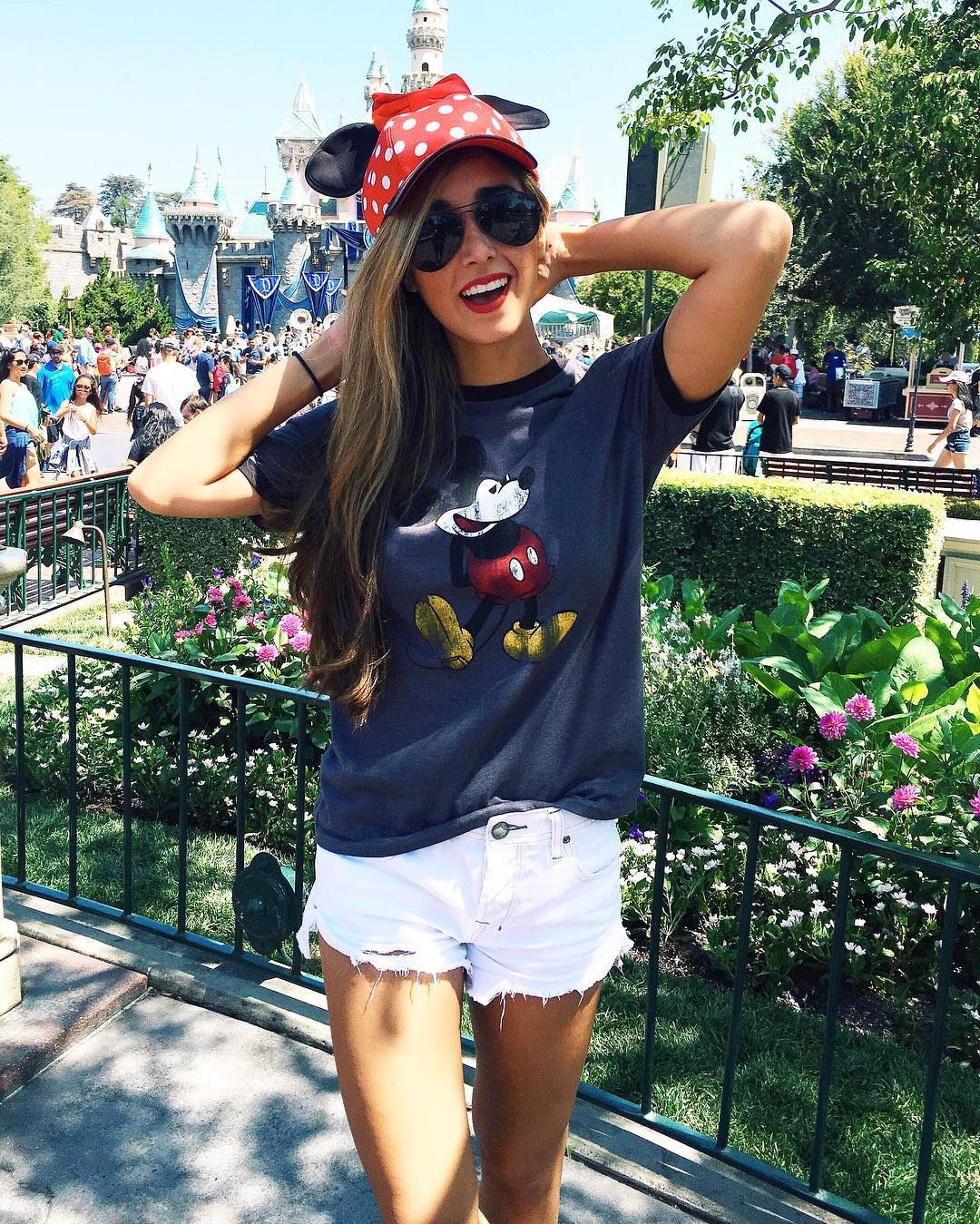 Pin by Grace Blondefield on Disneyland Outfits | Pinterest | Disney style Disney trips and ...