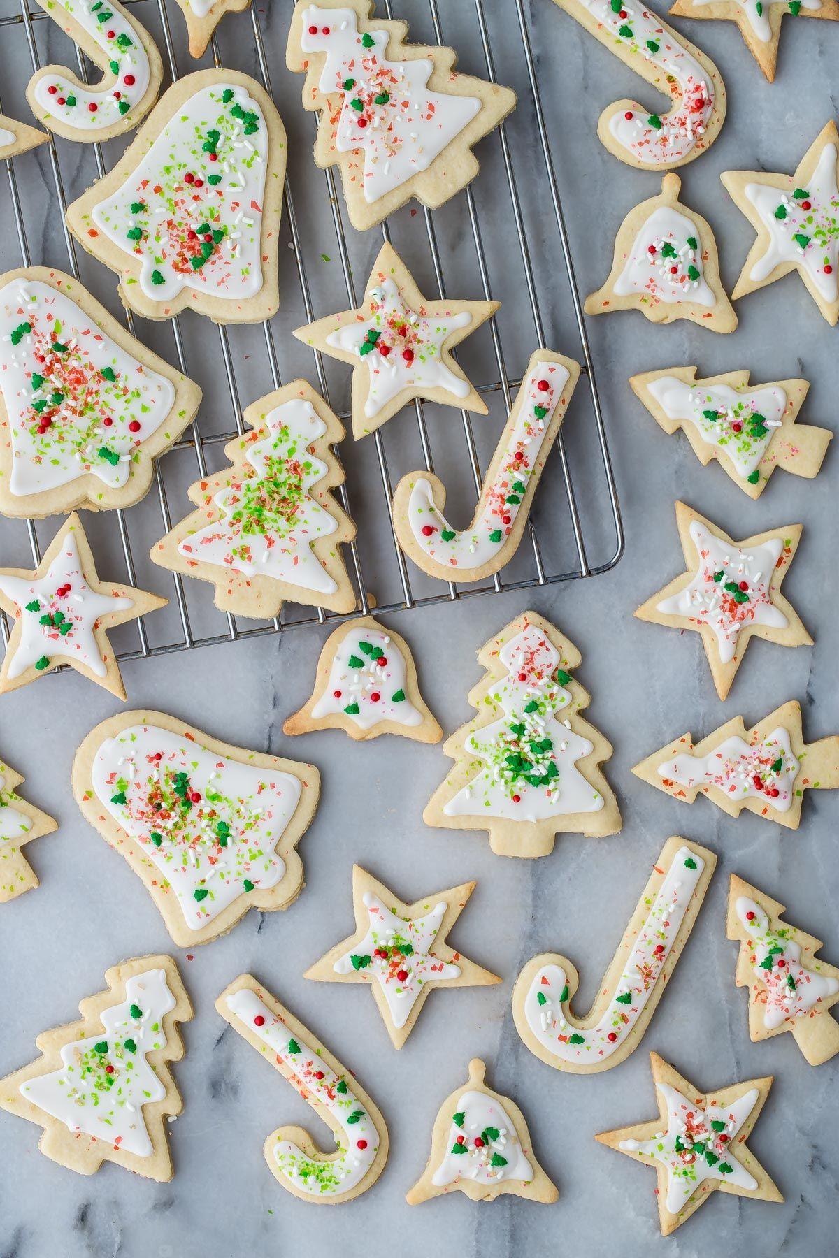 Sugar Cookies #sugarcookies