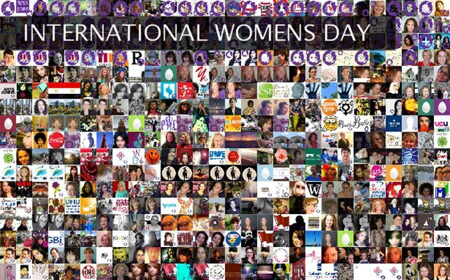 INTERNATIONAL WOMENS DAY - Support the Campaign via the  Twibbon. A Twibbon Campaign is your very own microsite where users can support your cause, brand or organisation in a variety of ways.