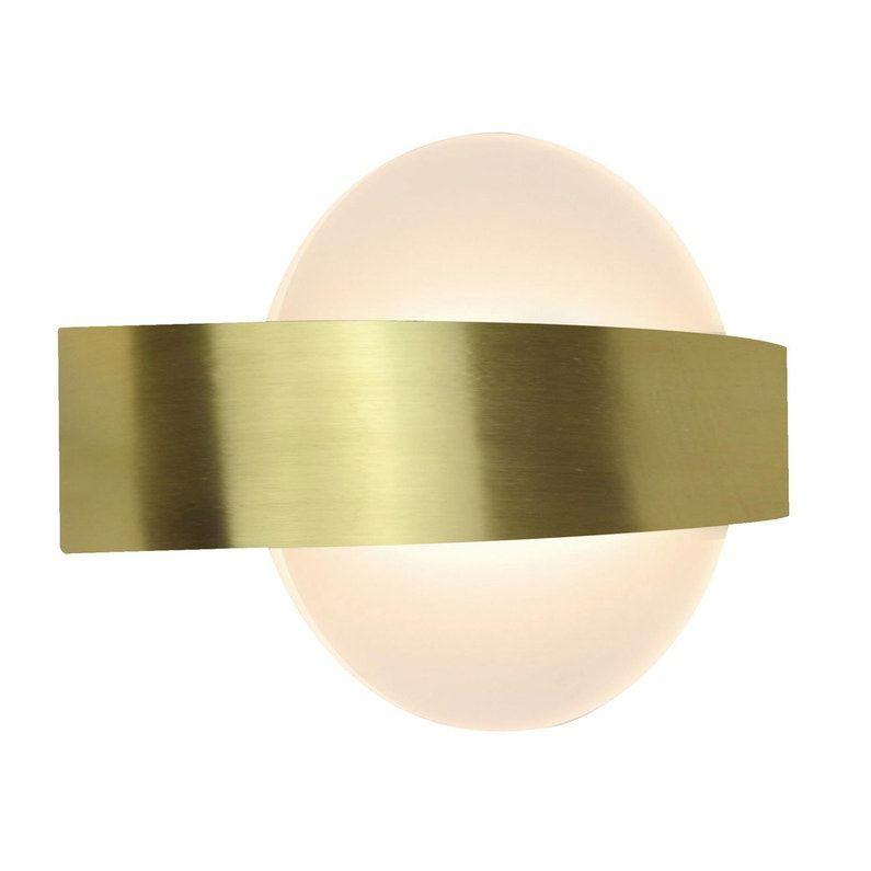 Applique Metal Laiton Led Integree Inspire Symi En 2020