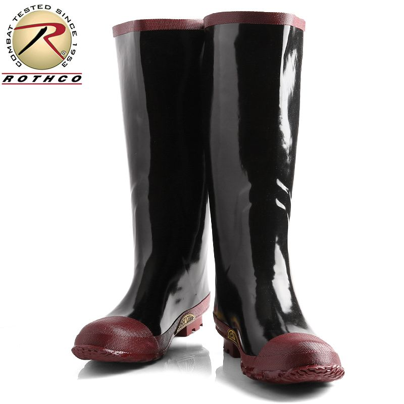 ROTHCO ロスコ RUBBER KNEE ブーツ(長靴) 5117