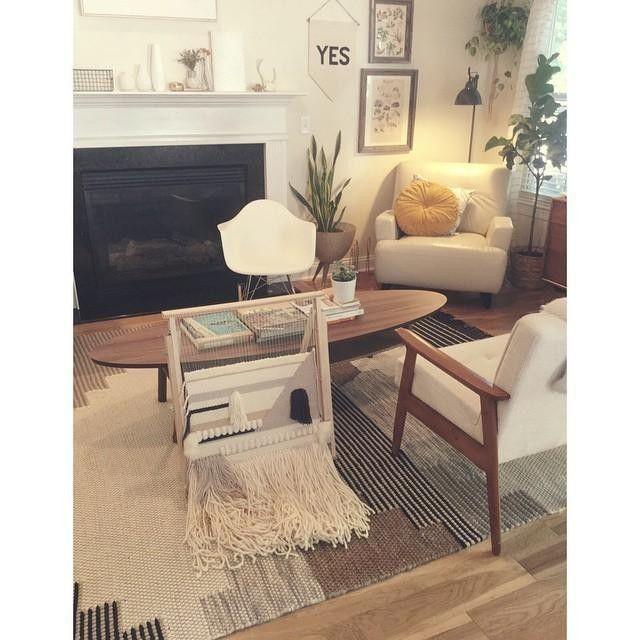 Colca Wool Rug Simple Bedroom Decor Home Furniture Home Decor