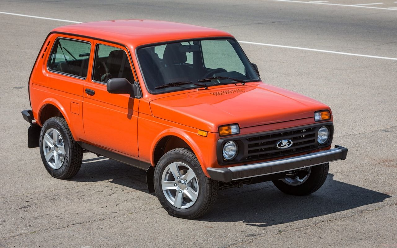 Nextgen Lada Niva (Lada 4x4) arriving by 2021 Report