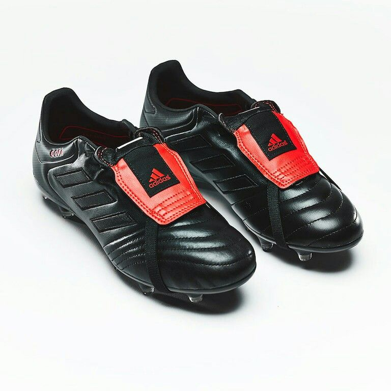 huge discount d64cd cee3d Core Black Red adidas COPA Gloro 17.
