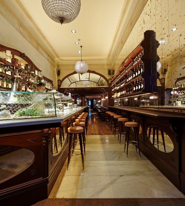Restaurante re la barcelona orgullosa de su pasado modernista pinterest la pasteleria el - Restaurante 7 puertas barcelona ...