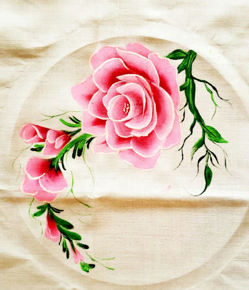Fabric Painting Fabricpainting Acrylicpainting Decoart Art