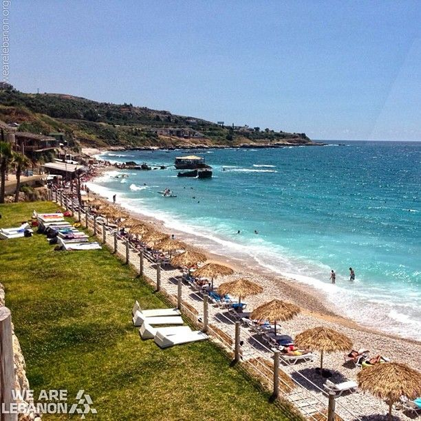 Lebanon Batroun Bonita Bay Beach Club