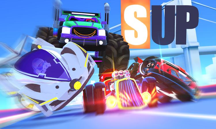 SUP Multiplayer Racing v1.2.5 [Mod Money] Apk Mod Data