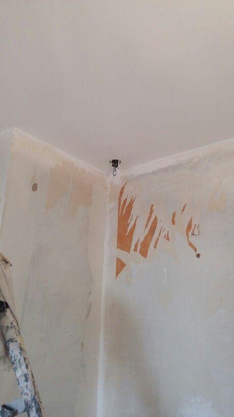 Peinture du plafond Appartement à thiais Pinterest - comment peindre le plafond