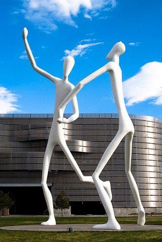 Dancers in Denver