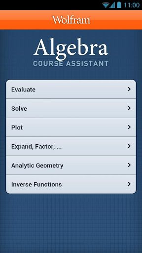 Algebra Course Assistant V1 0 4266668 Requirements Android 2 1