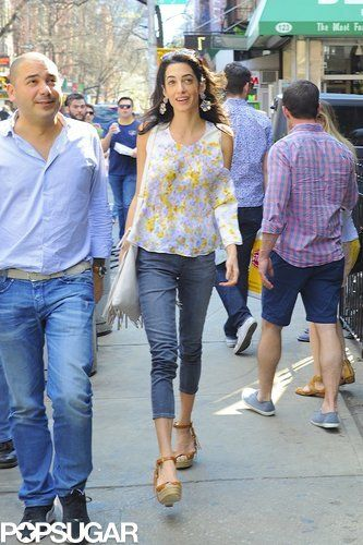Amal and George Clooney Could Not Look More in Love in Their Latest