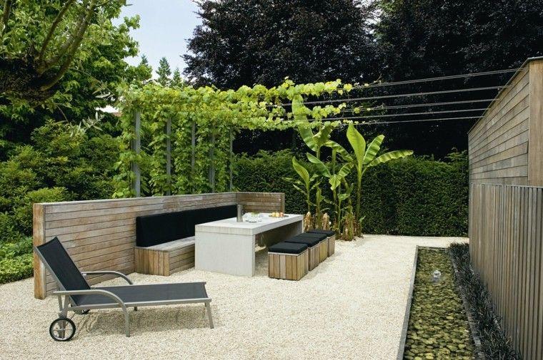 Jardines y terrazas 75 ideas creativas de diseño que inspira Patios - jardines en terrazas