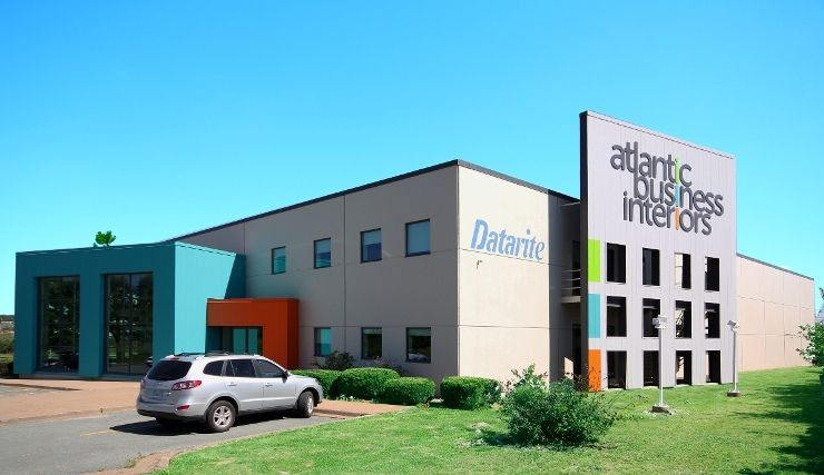 Atlantic Business Interiors Halifax location #office #interiors #business