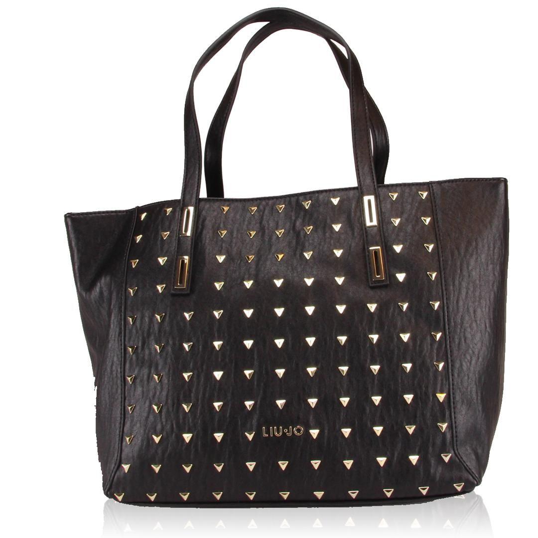 Shopping Liu Jo IRACLIA TRIANGLE N16111 E0007 NERO