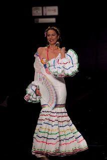 The Atelier Flamenco Misschemisier: AURORA GAVIÑO AND GALEÓN