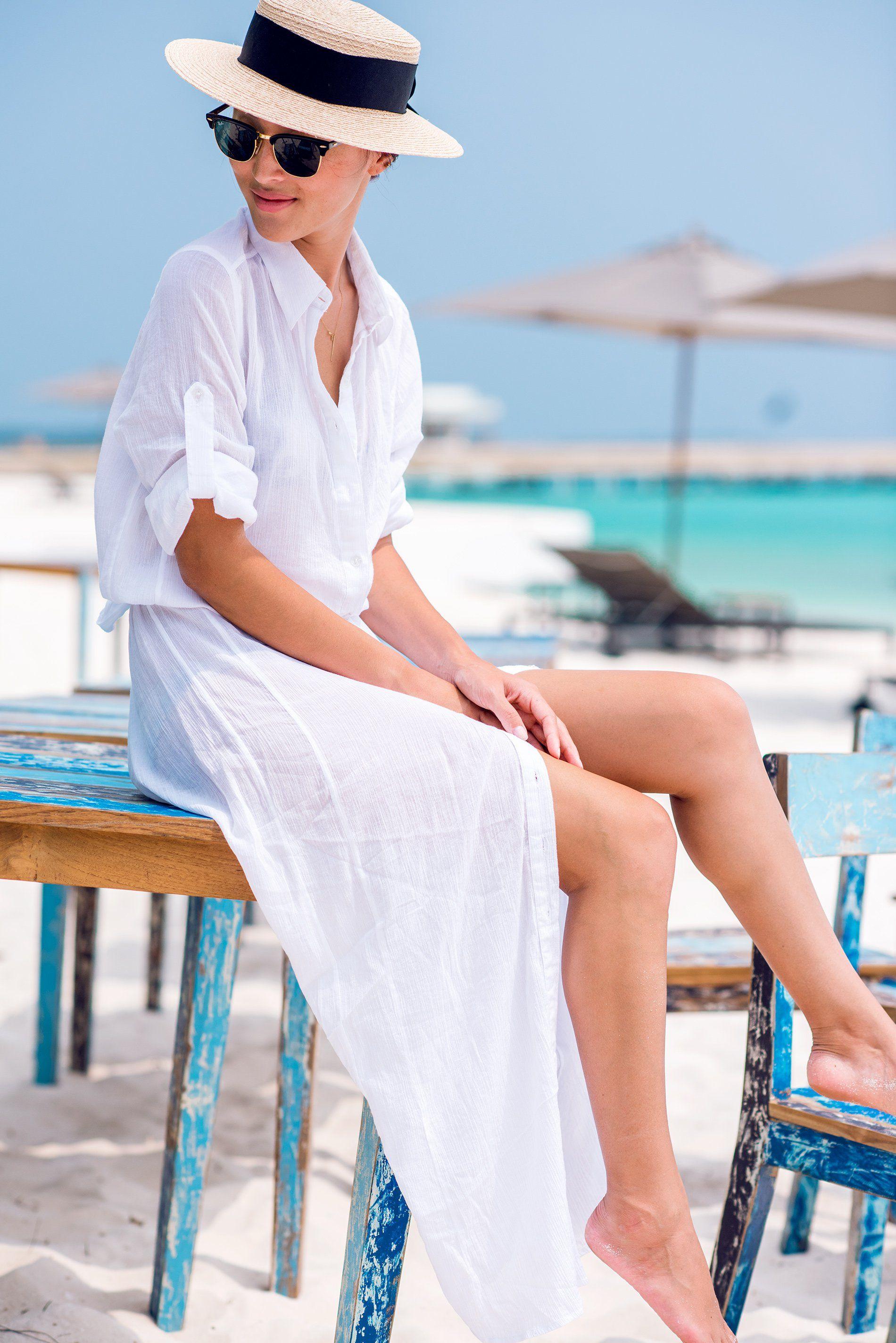 The Perfect Summer Shirt Dress Gary Pepper Beach Wear Dresses Shirt Dress Summer Maxi Shirt Dress [ 2847 x 1900 Pixel ]