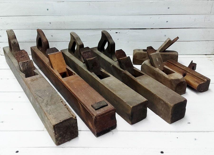 Cepillos de carpintero antiguos tenemos cepillos de - Carpintero de madera ...