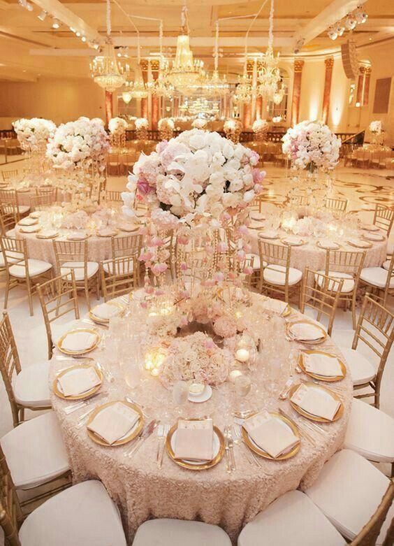 Gorgeous Wedding Reception Setting Stylish Wedding Receptions In