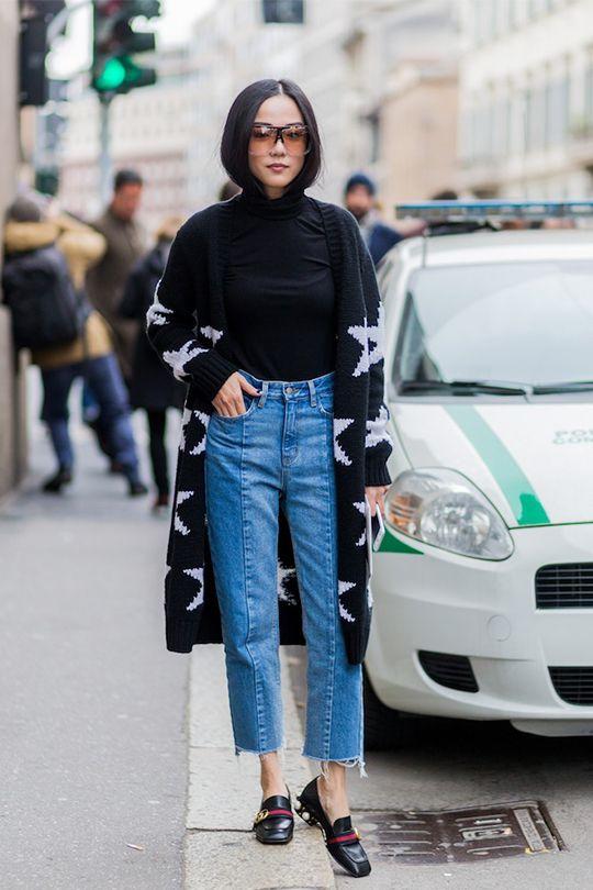 Image of 時裝週場外人人都在穿的時尚單品:Vetements 牛仔褲