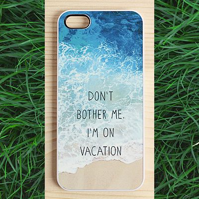 ocean & quote #iphone #case from www.another-case.com