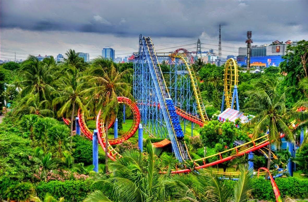 5 Tempat Wisata Favorit Di Jakarta Ancol Places To Visit