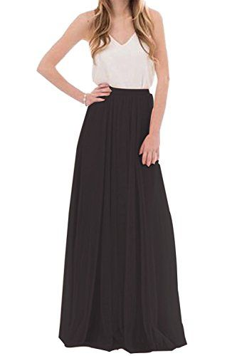 9c0b1b1c86fd Omelas Womens Long Floor Length Tulle Skirt High Waisted Maxi Tutu Party  Dress - Product Specifications