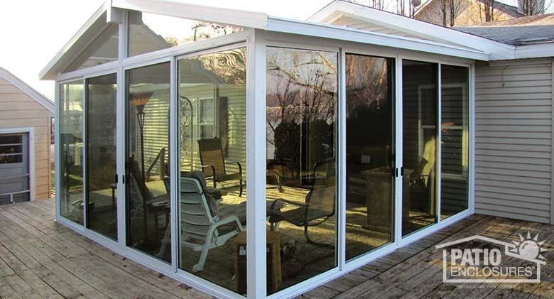 Pictures of Sunroom Kits EasyRoom 1000 in 2020
