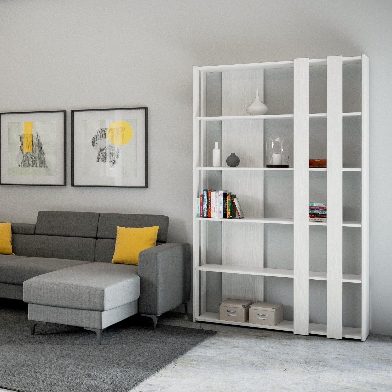 Photo of Libreria design per soggiorno Inedditah Small B Inedditah Small B è una libreria …