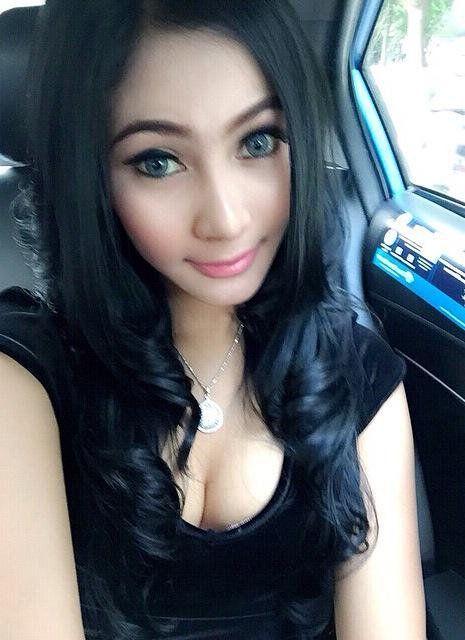 Indonesian milf selfie