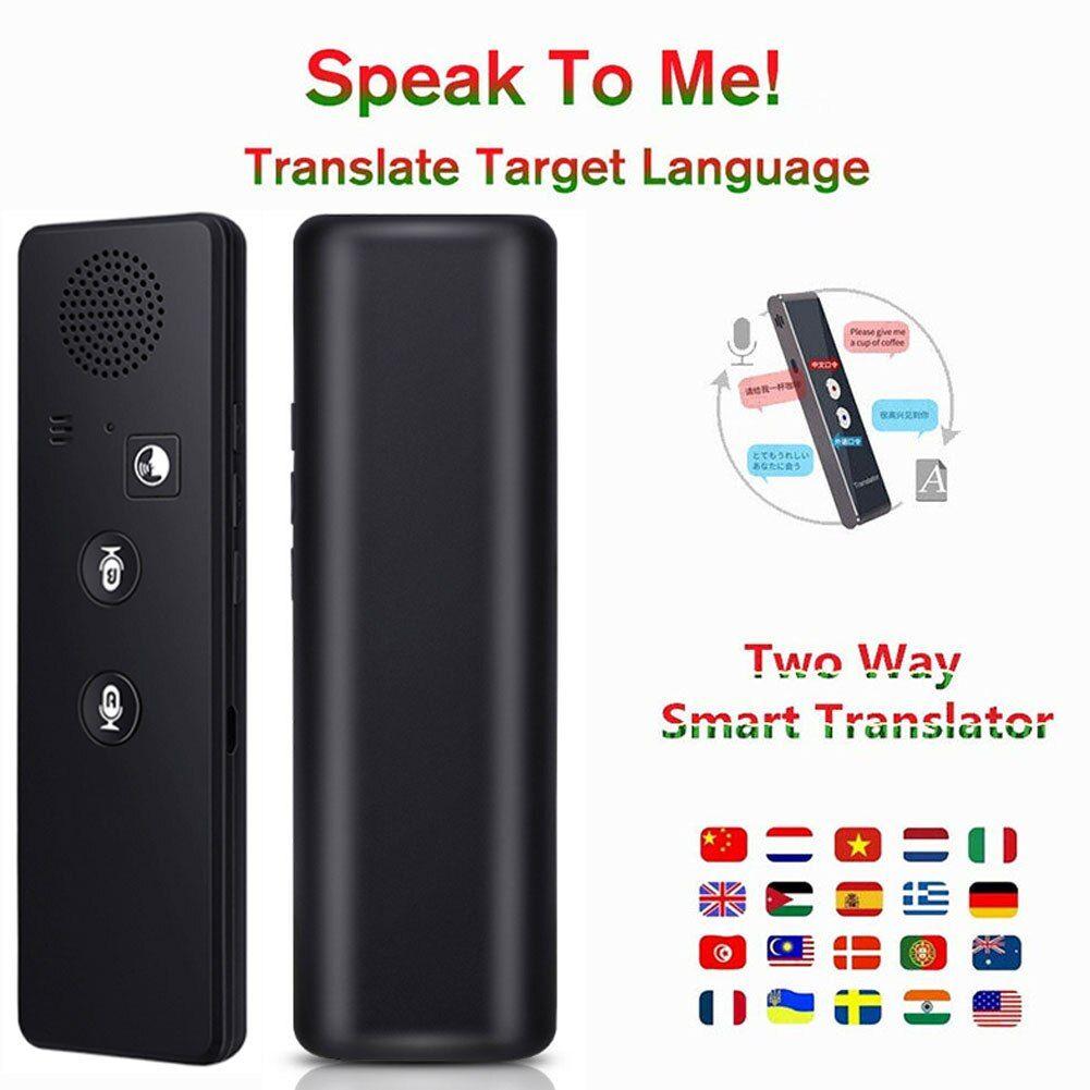 High Quality Smart Translator Bluetooth Instant Vocal Portable