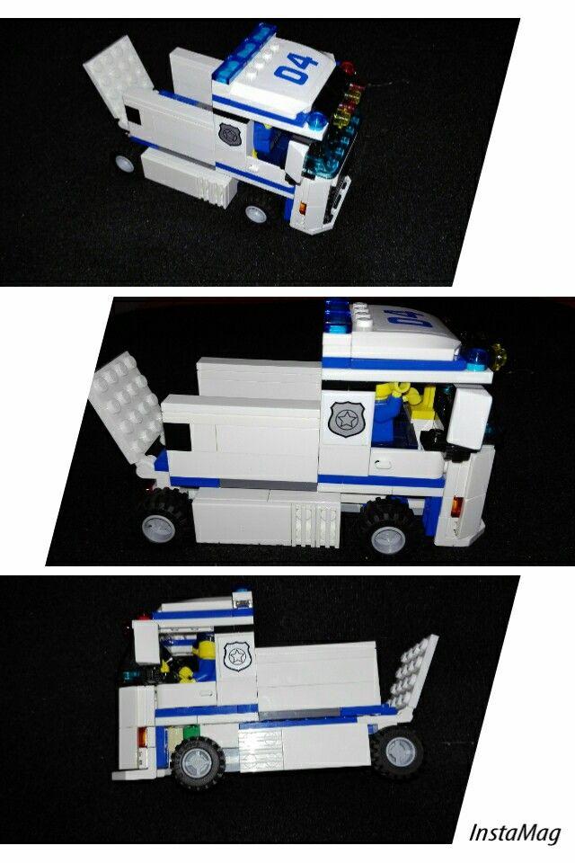 Creación de LEGO.