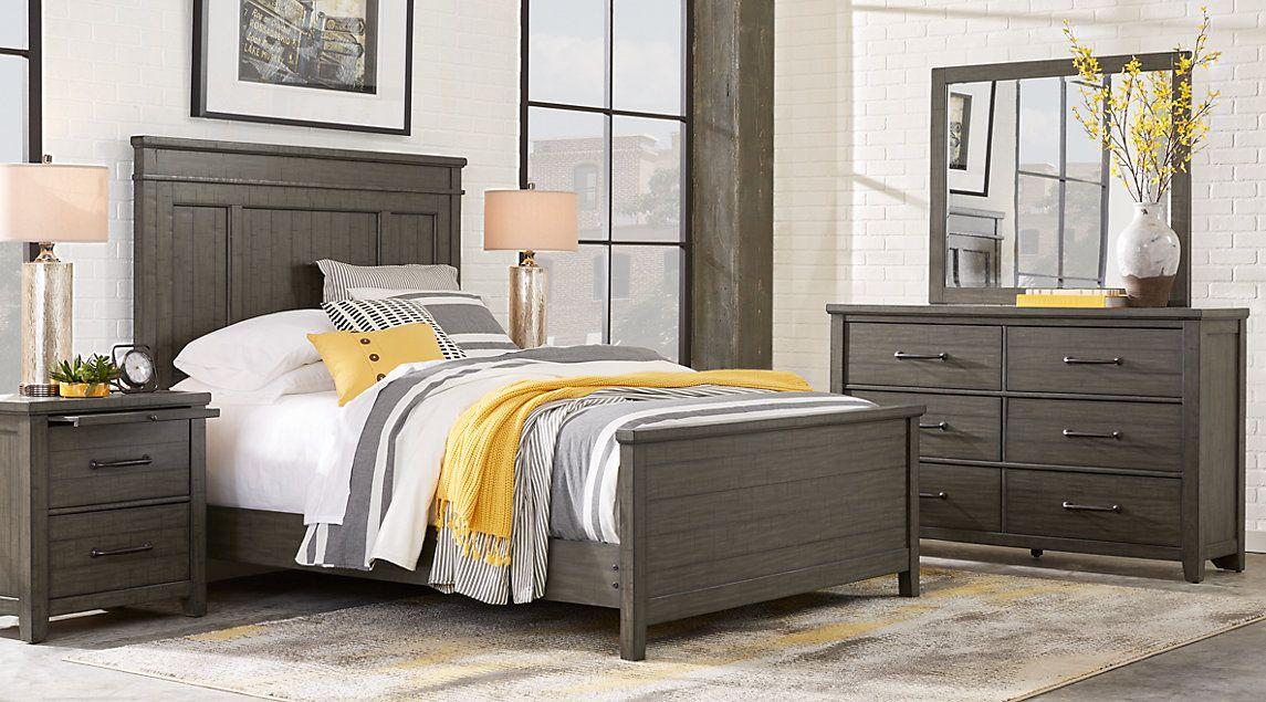 Affordable Queen Bedroom Sets for Sale 5  6-Piece Suites Master
