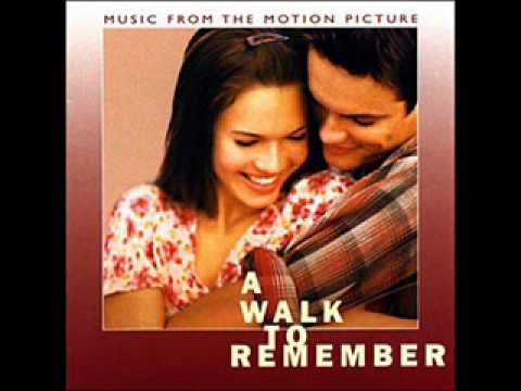 It S Gonna Be Love A Walk To Remember Soundtrack