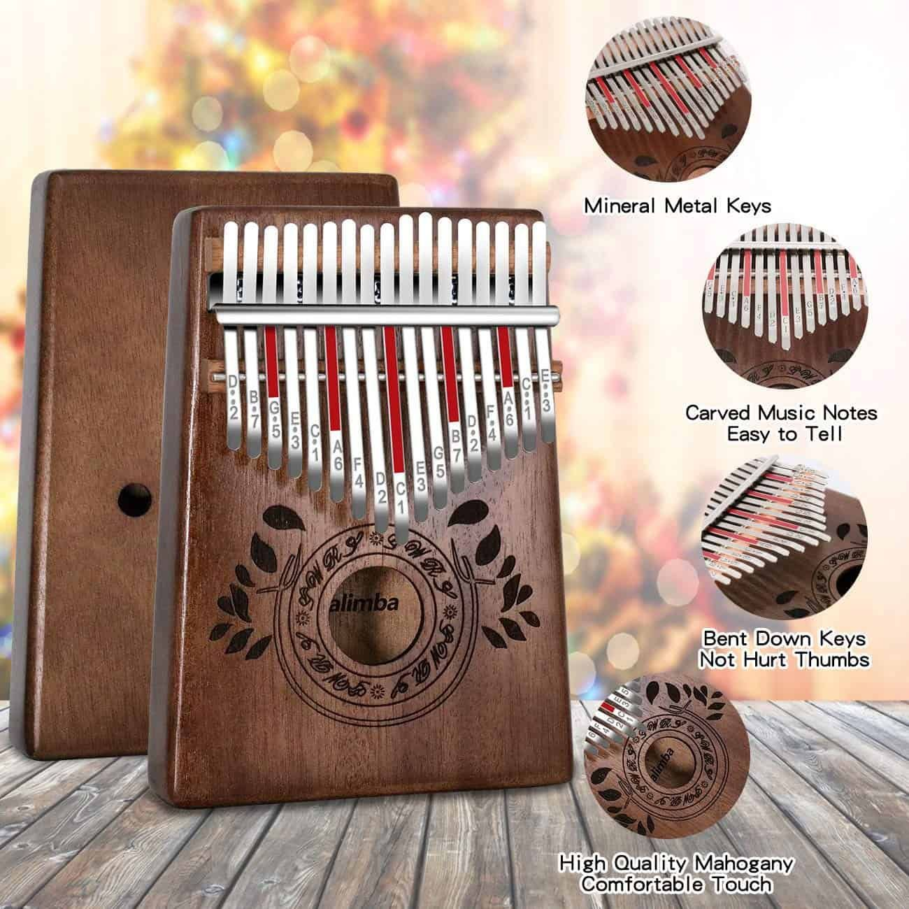 how to tune a kalimba with hammer