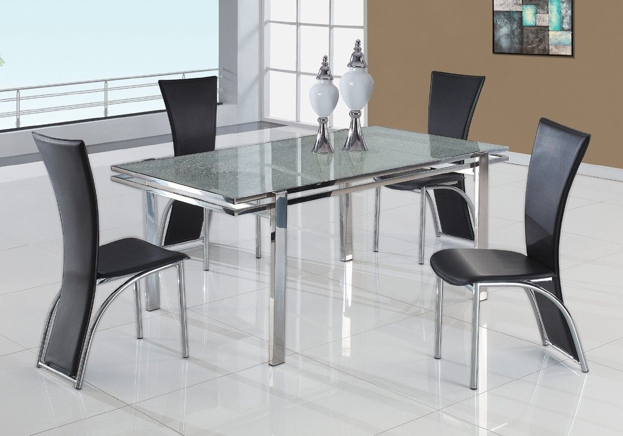 Cool Long Elipse Glass Dining Table Over Brown Rug Standing Lamps Brilliant Italian Glass Dining Room Tables Review