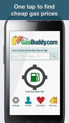 Cheap Gas Finder App >> Gasbuddy Find Cheap Gas Android App Cheap Gas App