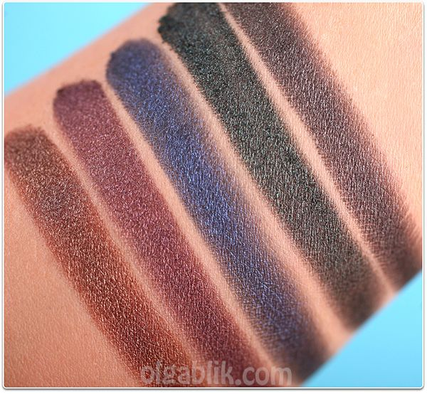Smoked Eyeshadow Palette by Urban Decay #5