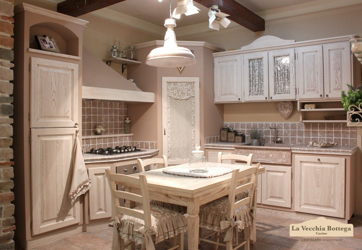 Cucina Veneta Shabby Cucina In Muratura Outlet 219 Kuhinja In 2019 Home Decor