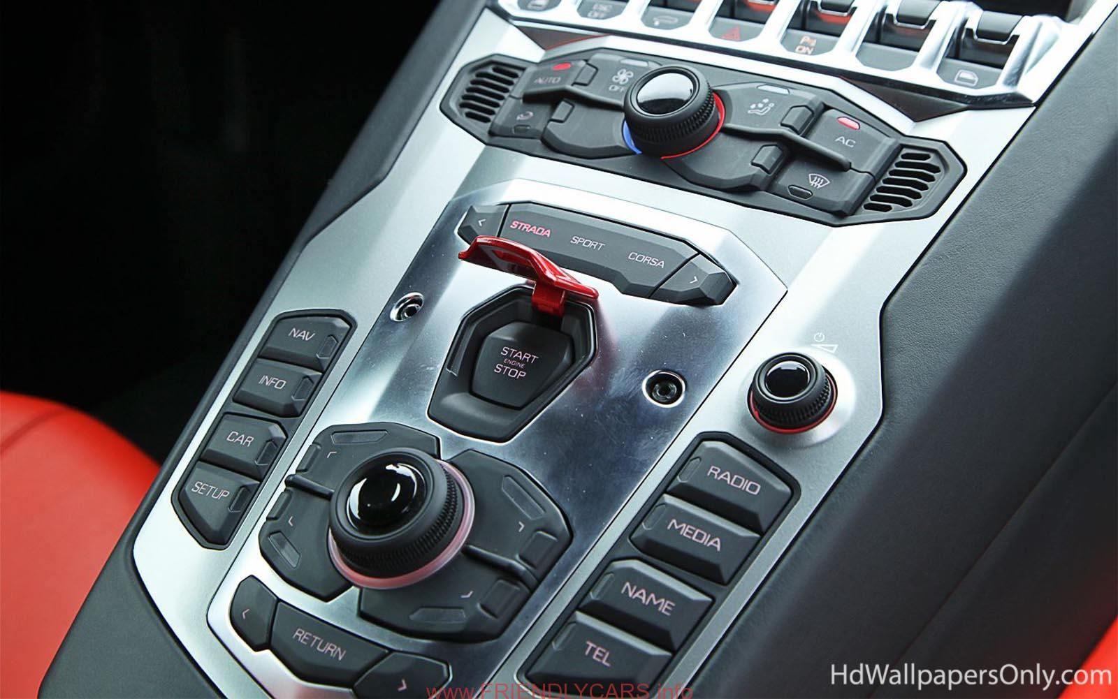 Cool Lamborghini Aventador Interior Wallpaper Image Hd Lamborghini