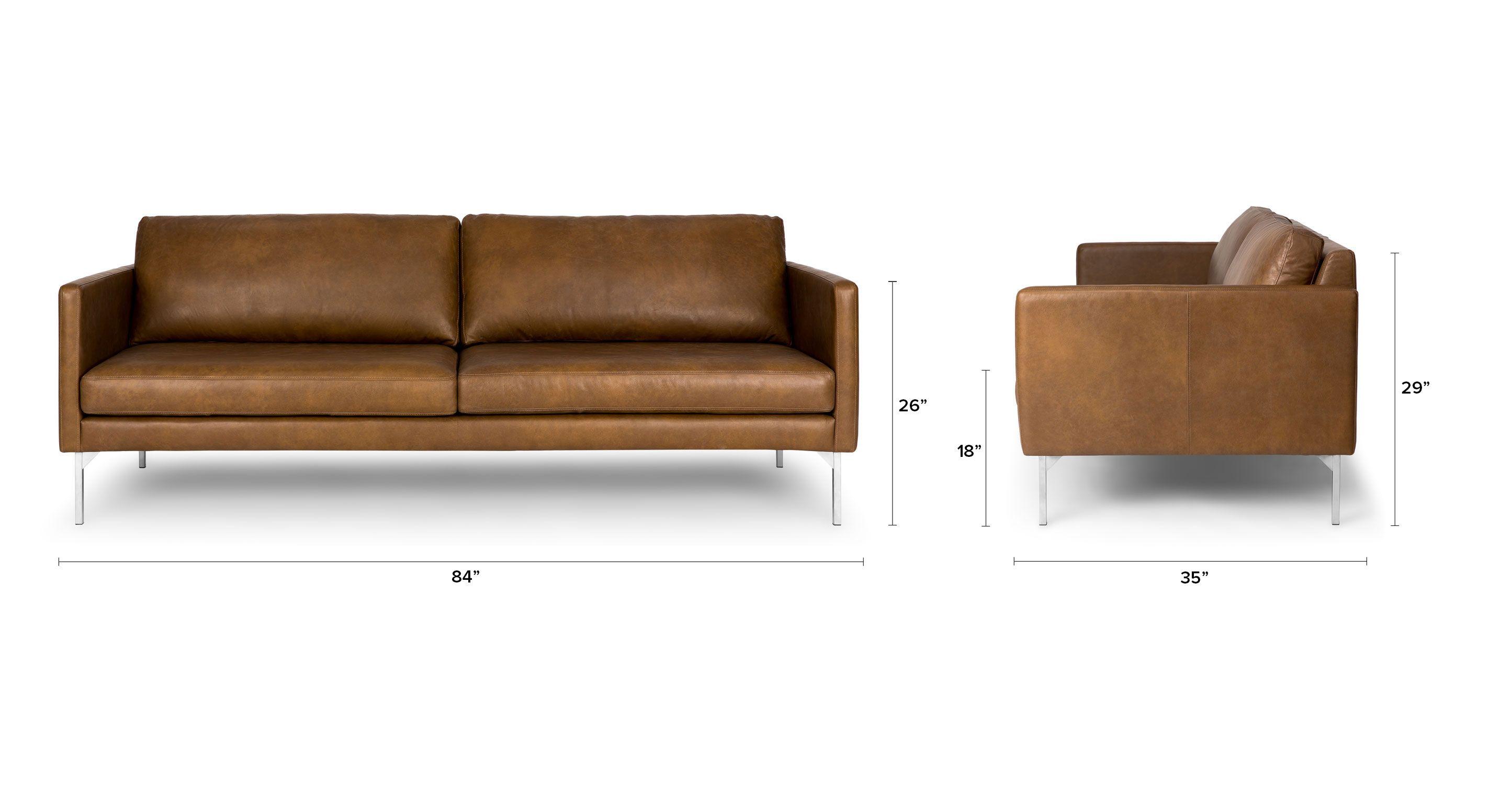 Echo Oxford Tan Sofa Tan Sofa Sofa Leather Sofa